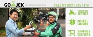 インドネシアではECサイト注文もバイクでスイスイ!